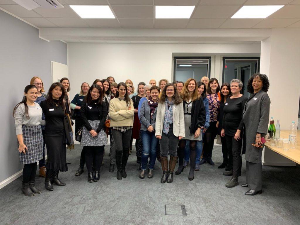 Speed Networking for International Women in Business Dusseldorf