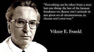 Viktor E Frankl - to choose ones own way